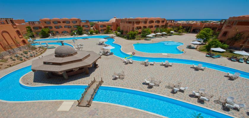 Egitto Mar Rosso, Marsa Alam - Garden Lagoon Resort 1