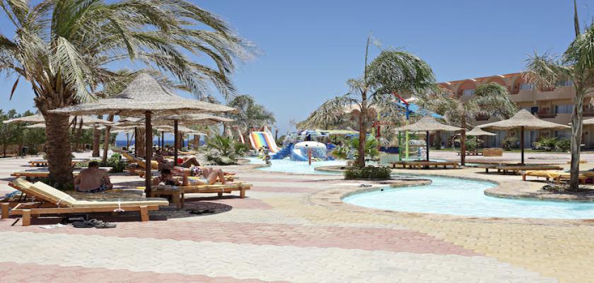 Egitto Mar Rosso, Marsa Alam - Three Corners Sea Beach Resort 3