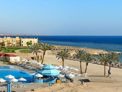Egitto Mar Rosso, Marsa Alam - Concorde Moreen Beach Resort