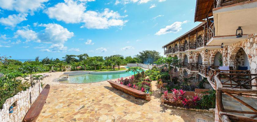 Zanzibar, Zanzibar - Palumbo Kendwa Resort 4